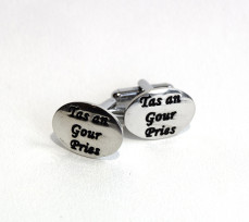 Tas An Gour Pries Cufflinks Father of the Groom