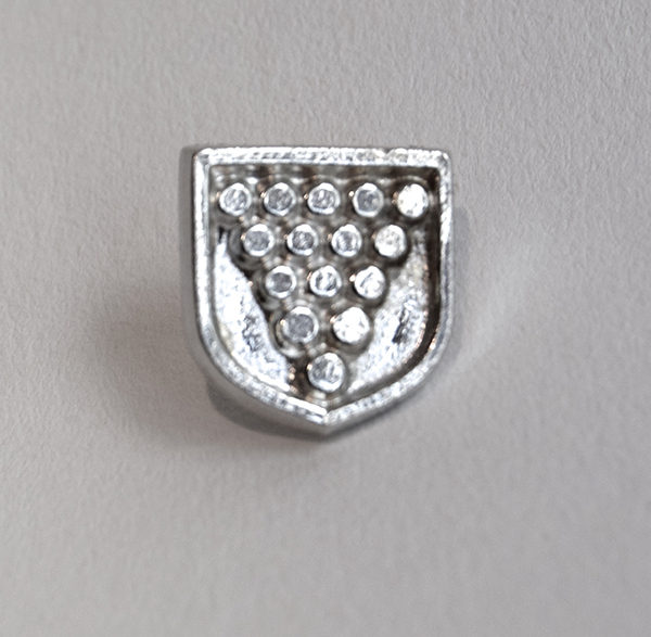 Cornish Arms Lapel Pin
