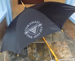Cornwall One & All Umbrella