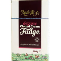 Roskilly's Organic Clotted Cream Fudge