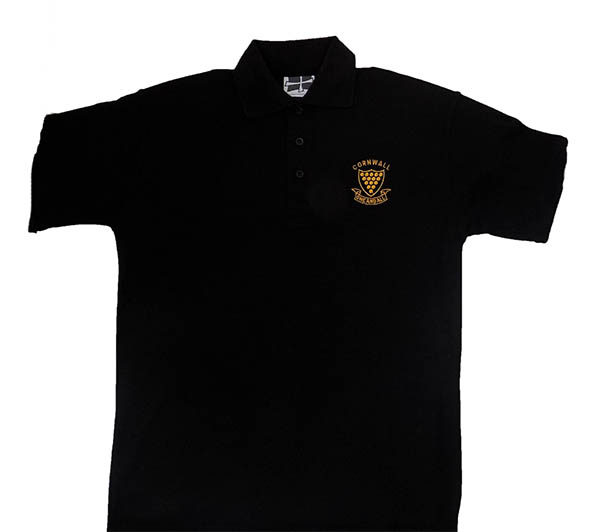 Cornish Shield Polo Shirt