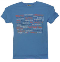 Cornish Blue T Shirt