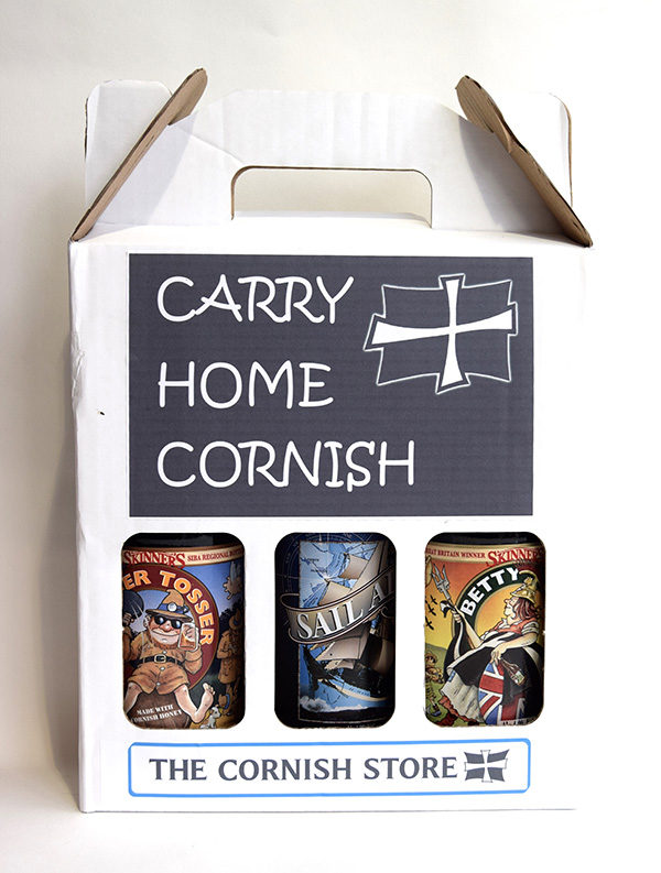 Carry Home Cornish Beers