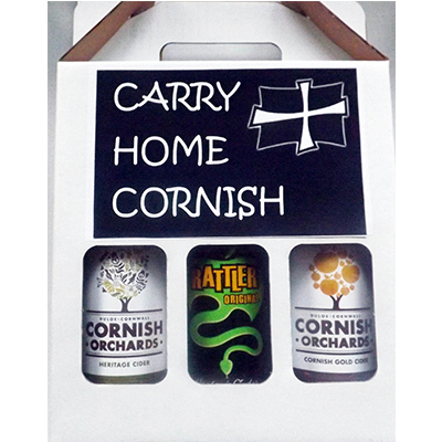 Carry Home Cornish Ciders