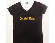 cornish maid medium