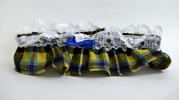 Cornish National Tartan Garter