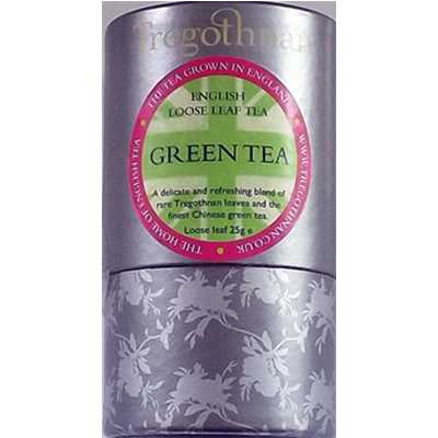 Tregothnan Loose Green Tea