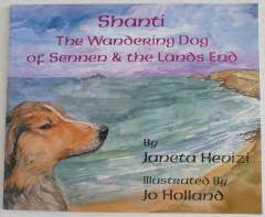 Shanti The Wandering Dog Of Lands End