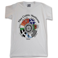 Celtic Nations T Shirt