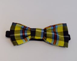 Cornish National Tartan Bow Tie