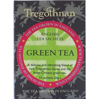 Tregothnan Green Tea 10's