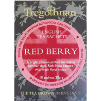Tregothnan Red Berry Tea 10's