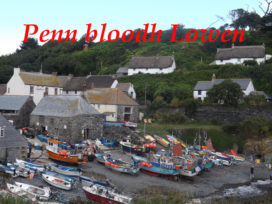 Pennbloodh Lowen! Cadgwith