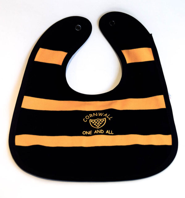 33 Cornish baby bib