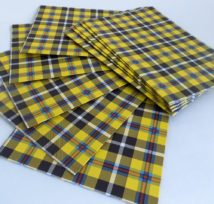 Cornish National Tartan Gift Wrap Special Offer