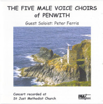 FIVE MALE VOICE CHOIRS
