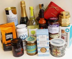 Cornish food and drink