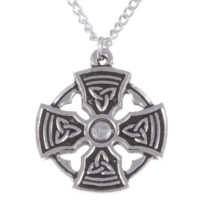 Padstow Cross necklace
