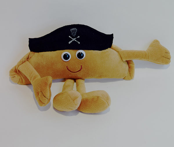 Pirate Pasty Peep