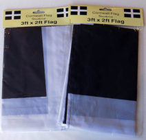 2 2ft X 3ft St Piran Flags Special Offer
