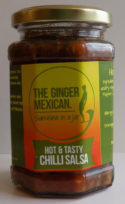 THE GINGER MEXICAN HOT & TASTY